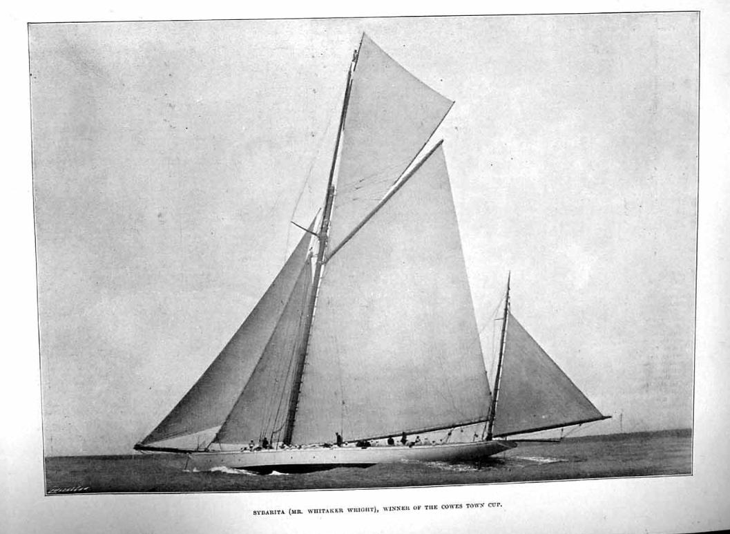 Sybarita Yacht
